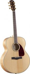 Fender CJ-290S Jumbo shaped acoustic guitar