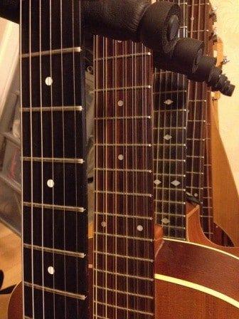 best guitar fretboard wood