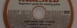 Gibson Guitar lessons