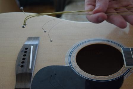 How often should I Change my guitar strings