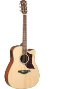 Yamaha A1M Guitar Review: Acoustics Under $1000 Review Series