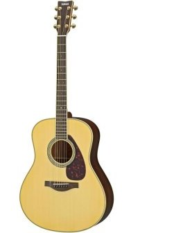 Yamaha LL6ARE acoustic guitar