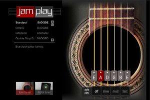 jamplay online tuner