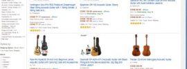 Buy an Acoustic Guitar Online