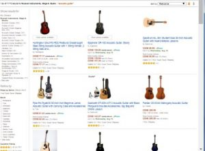 Is it a Good Idea to Buy an Acoustic Guitar Online?