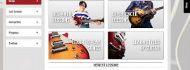 Online Guitar Lessons as gift