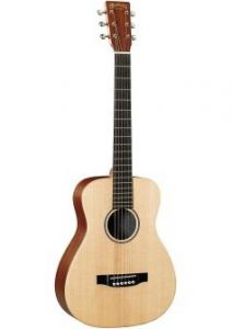 Martin LX1E Review: Acoustic Guitars Under $500 Review Series