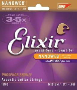 Elixir Nanoweb Phosphor Bronze Review