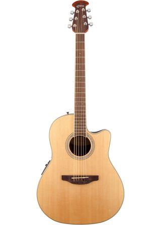 Ovation AX Series 2077AX-CCB Acoustic-Electric Guitar ...