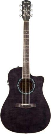 fender t bucket 300ce black