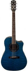 fender t bucket 300ce blue