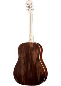 Solid Walnut Back and Sides aco