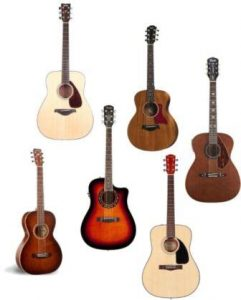 The Best Acoustic Guitars for Beginners: My Top 6
