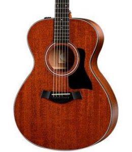 Solid Mahogany Top Acoustic Guitars