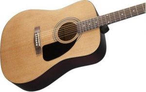 Fender FA 100 Acoustic Guitar Review: Acoustics Under $300 Reviews