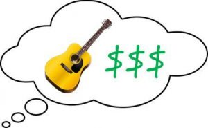 What is the Average Price of an Acoustic Guitar?