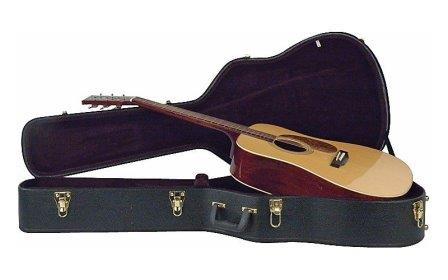 Musician Gear Deluxe Dreadnought Case