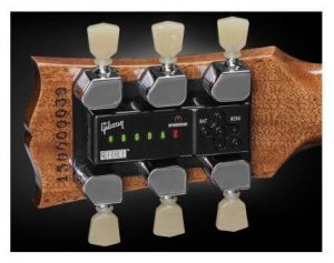 G Force Tuning System: Gibson's Automatic Tuning System