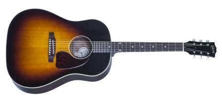 Gibson 1950s J-45 Antiquity