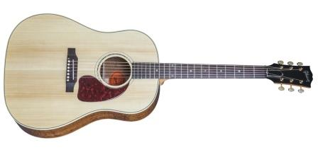 Gibson J-45 Red Spruce Figured Mahogany Special