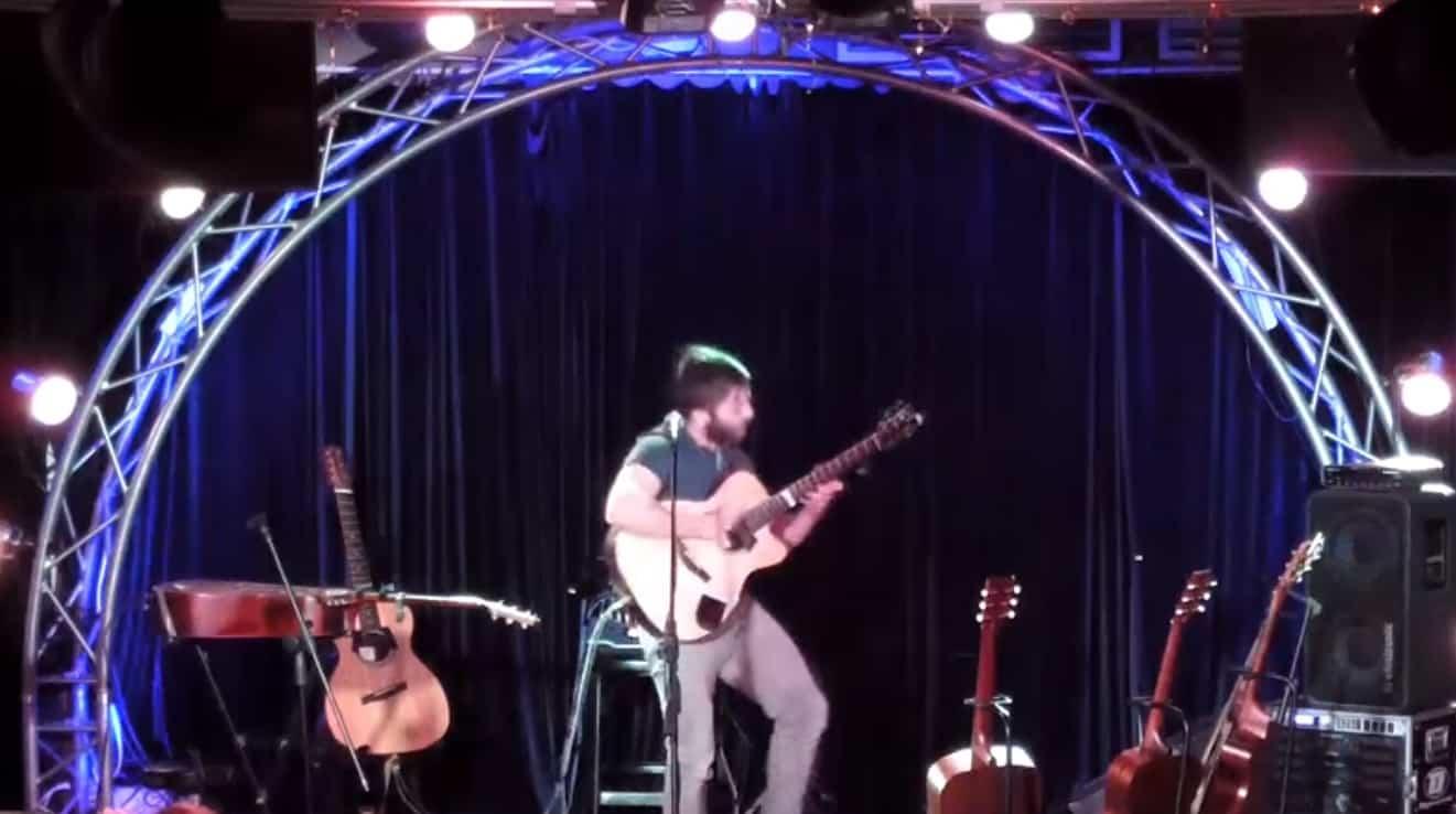 Acoustic Guitarist Spotlight: Luca Stricagnoli Bio - Six String Acoustic