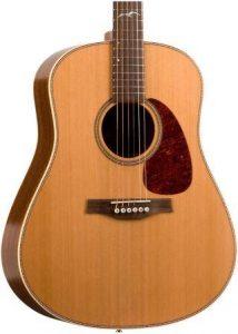 Solid Cedar Top Acoustic Guitars