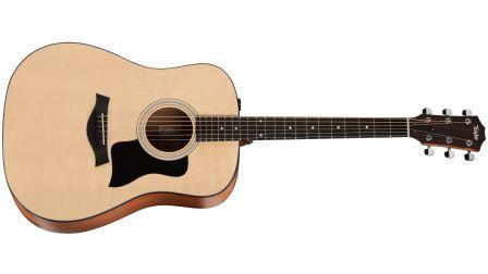 Taylor 110e acoustic guitar
