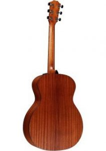 Solid Sapele Back and Sides