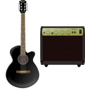 Can I Use an Acoustic Guitar with an Electric Guitar Amp?