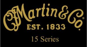 martin 15 series guitars