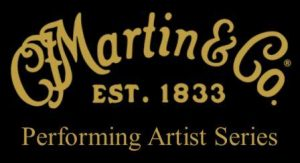 Martin Performing Artist Series of Acoustic Guitars