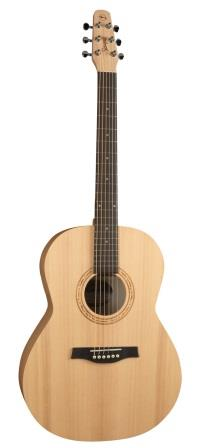 EXCURSION NATURAL FOLK SOLID SPRUCE