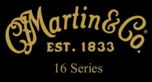 Martin 16 Series Acoustic Guitars Overview