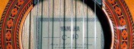 Yamaha Guitar Serial Numbers