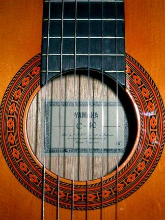 Yamaha Acoustic Serial Numbers