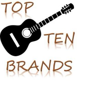 The Top 10 Acoustic Guitar Brands