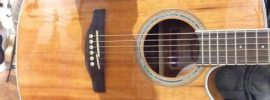 Takamine GN77KCE acoustic guitar