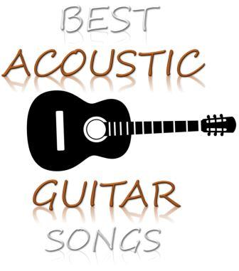 Best Acoustic Guitar Songs