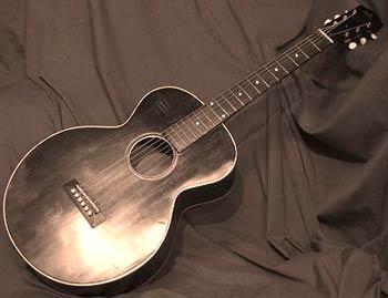 History of Gibson Guitars Robert Johnson L1