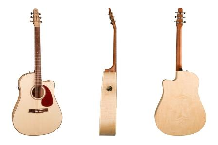 Seagulll PERFORMER CW FLAME MAPLE QIT