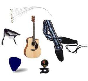 start playing guitar