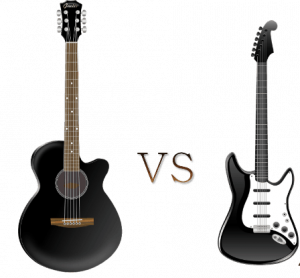 Acoustic or Electric Guitar: Which Should You Start Learning On