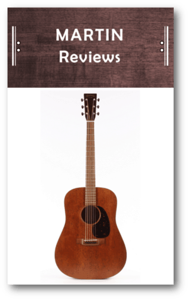 Martin guitar reviews
