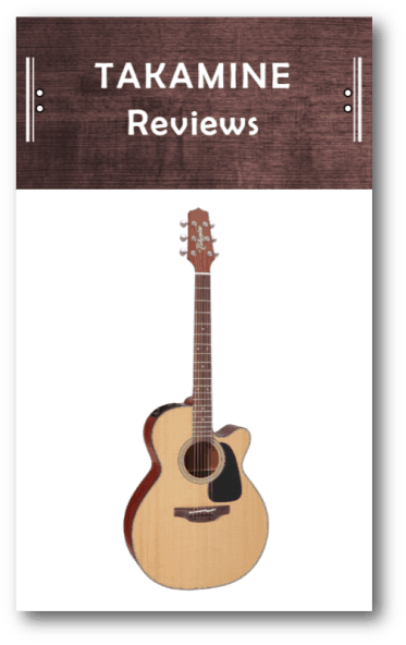 Takamine Guitar Reviews
