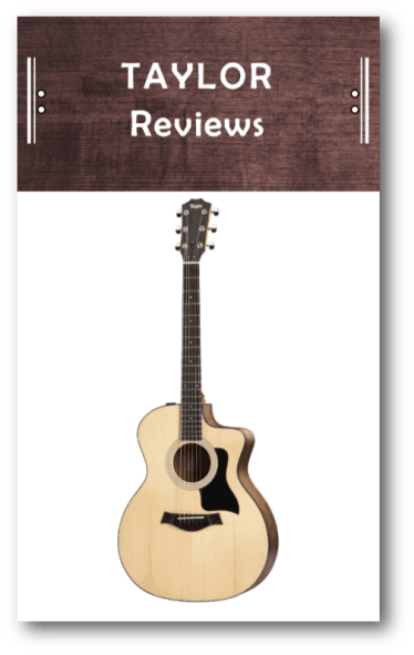 Taylor Guitar Reviews